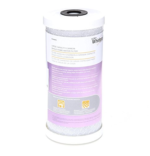 Whirlpool WHA4BF5 Large Capacity Carbon Erase Whole Home Replacement Water Filter