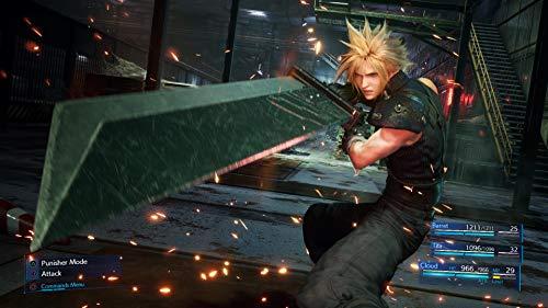 Final Fantasy VII: Remake - PlayStation 4 4