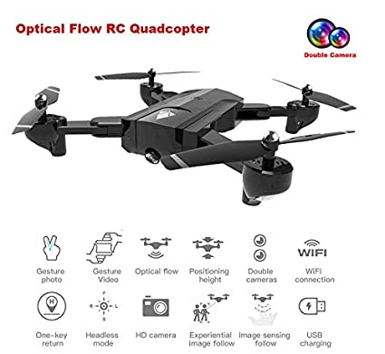 SG900 Foldable Quadcopter 7 4v 1100mAh HD Camera WiFi FPV GPS Fixed Point  Drone- Drones/Drone Charger/Quadcopter Drone Batteries/RC