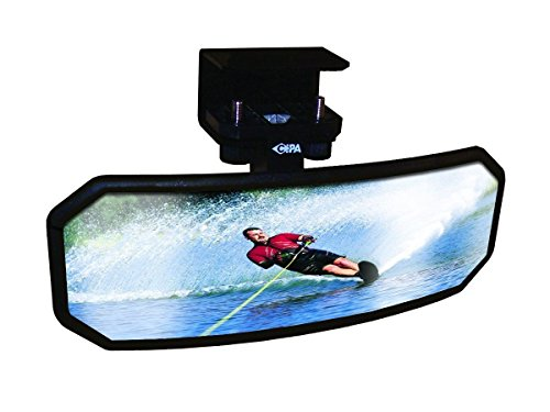 Marine Boat Safety Mirror Water Ski Skiing Accessories Tool Dashboard Windshield