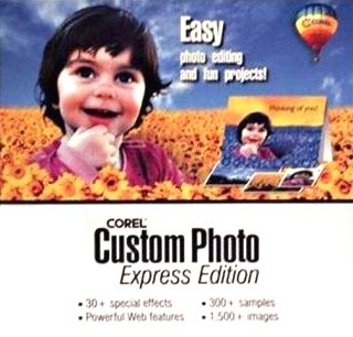 Corel Custom Photo Express Edition