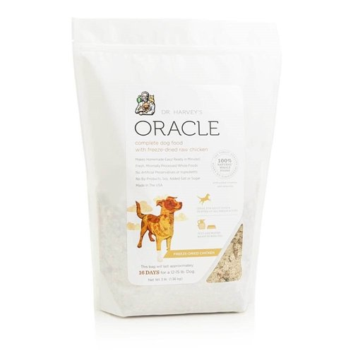 dr-harveys-oracle-freeze-dried-raw-complete-diet-for-dogs-chicken-6-pound-bag