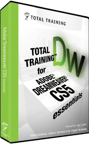 Total Training Dreamweaver CS5 Essentials