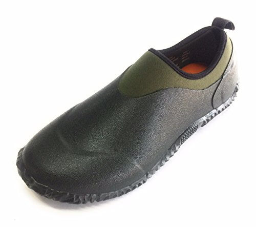 Image of the Habit Gardening Shoes For Men Slip On Rubber Shoes (9)