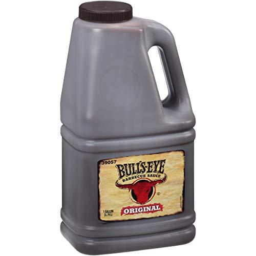 Bull's Eye Original Barbecue Sauce, 1 ga Jug (Kraft Original Barbecue Sauce)