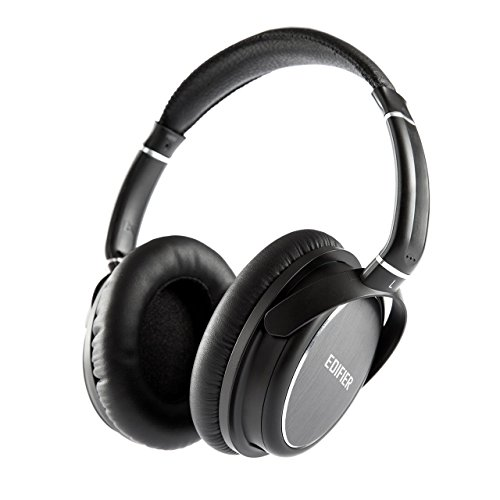 Edifier H850 Over-the-ear Pro Headphones - Professional Audiophile Headphone - Lightweight, Comfortable, Noise-isolating - Professional Bass Amp, Electric Guitar, Instrument Monitor and Recording