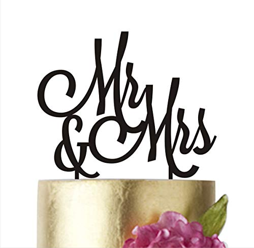 Mr&Mrs Cake topper, Wedding Cake Toppers, Mr and Mrs Cake Topper, Cake topper wedding, Cake topper, Cake toppers (width 5