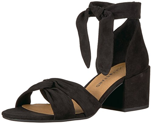 Lucky Brand Women's Lk-Xaylah Heeled Sandal Black free shipping popular free shipping in China free shipping new arrival latest collections cheap online y9RGCbYn