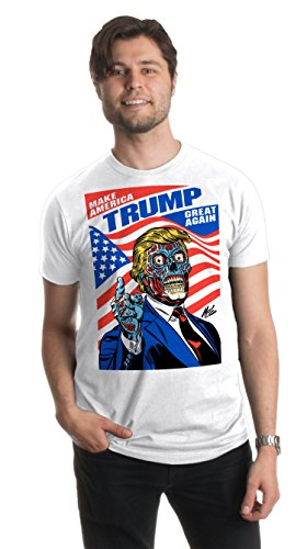 """Donald Trump: """"They Live"""" Alien Reveal 