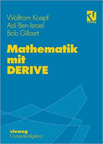 Book Mathematik mit DERIVE (Computeralgebra) (German Edition)