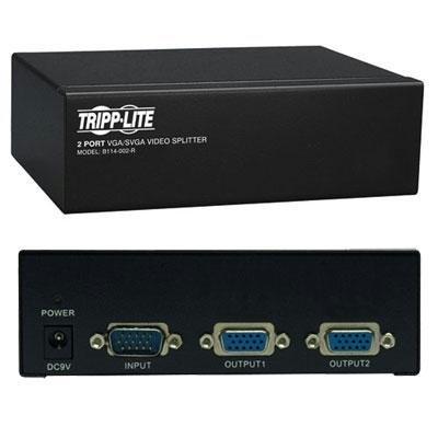 Tripp Lite B114-002-R Video Splitter