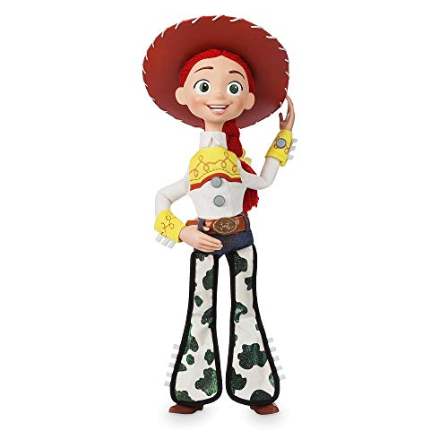 Disney Jessie Interactive Talking Action Figure - Toy Story - 15 Inch