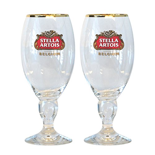 stella artois beer glasses 50 - 1