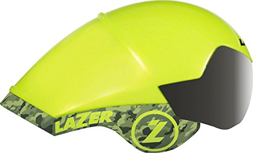 Lazer WASP Air Aero Helmet: Flash Camouflage SM (Best Aero Tt Helmet)