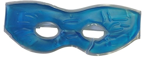 Soothing Therapeutic Gel Eye Masks-Hot or Cold-Travel-Headache Stress Reliever - Eye Reliever