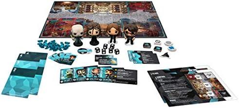 Funko Games Pop Funkoverse: Harry Potter-Base Set (English) Board Game (42631): Amazon.es: Juguetes y juegos