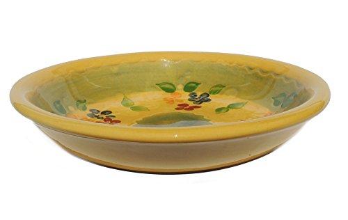 Souleo Provence Terre e Provence Pottery - Soup Plate (Provence Soup Bowl)