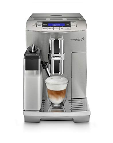 DeLonghi America ECAM28465M Prima Donna Fully Automatic Espresso Machine