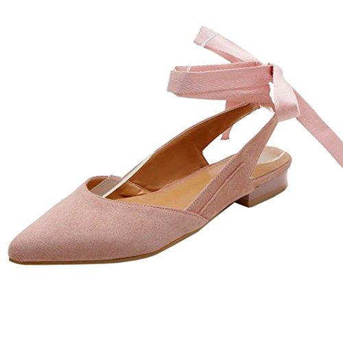 Pink Basse Comfort su Sandali Donna Scivolare 1 RAZAMAZA YqHzAxn