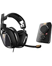 Sconti speciali su ASTRO Gaming A40 TR Cuffia con Microfono e Cavo + MixAmp Pro TR con Audio Dolby Surround 7.1, Compatibile con PlayStation 4, PC, Mac, Nero e molto altro