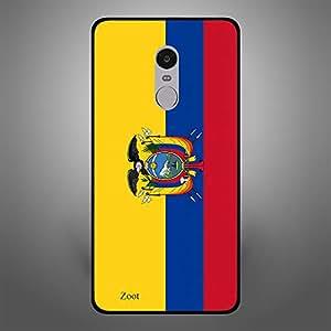 Xiaomi Redmi Note 4 Ecuador Flag