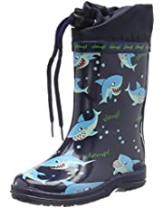 Beck Boy's Sharks Wellington laarzen