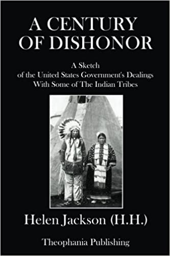 author of a century of dishonor