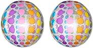 Intex Jumbo Ball (42 inches) (Pack of 2)