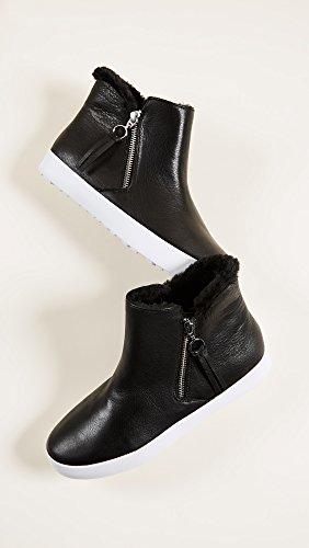 Rebecca Minkoff Womens Zip Alte Sneakers Alte Nere