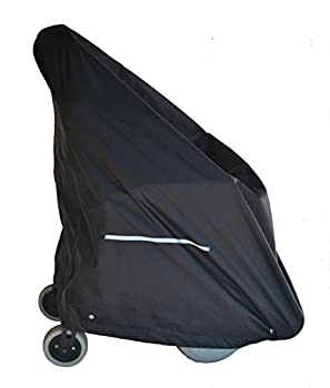 Powerchair Cover, Heavy Duty, Top Slit - Super Size Cover, 1 each