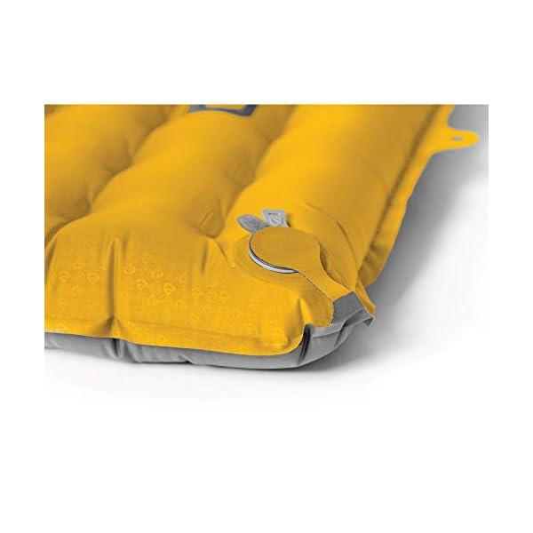 Nemo Tensor Insulated Sleeping Pad, Regular Mummy 8