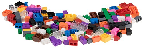 Strictly Briks Classic Bricks 156 Piece Set Building Brick Set | 100% Compatible with All Major Brands | 4 Different Shapes and Sizes | Tight Fit Premium Building Bricks in 12 Vibrant Colors