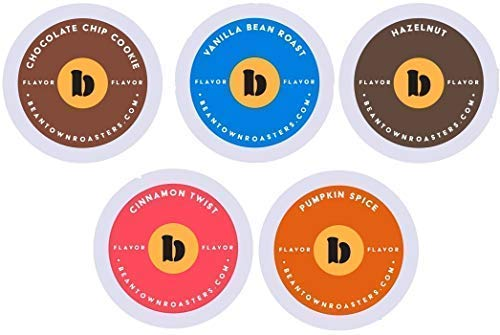 暮らし健康ネット館 96 Keurig Count k cup and Flavored Coffee Variety Compatible Pack Single-Serve Pods for Keurig and Compatible Brewers by Beantown Roasters [並行輸入品] B07N4N3ZK1, ヨシイマチ:d0a39ad3 --- martinemoeykens.com