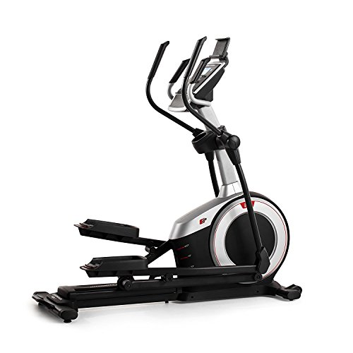 "New ProForm Endurance 520 E Elliptical 19"" Adjustable Stride, IFit 5"" display with Bluetooth (BLE),Front Mounted Transport Wheels,18 Preset Workout Apps,EKG bundled with Safecastle Sport Waterbottle"