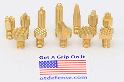 OT DEFENSE Deluxe Stipple Tip Kit