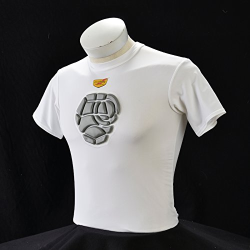 Chest Padded Baseball Shirt (Baseball Chest Padded Shirt Youth)