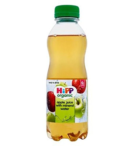 Hipp Organic Apple Juice With Mineral Water 4+ Months 500Ml