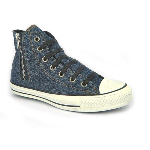 scarpe converse con cerniera