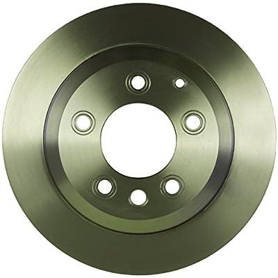 Bosch 42011151 QuietCast Premium Disc Brake Rotor For 2007-2015 Audi Q7, 2003-2016 Porsche Cayenne, and 2004-2015 Volkswagen Touareg; Rear: Automotive