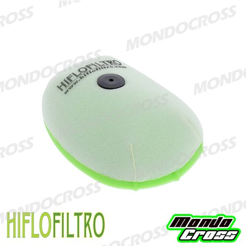 MONDOCROSS Filtro aria spugna HIFLO 2 strati HONDA CRF 250 R 18-18 CRF 450 R 17-18 CRF 450 RX 17-18