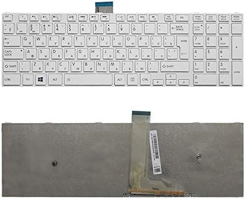 YANGJ Teclado RU Versión for Toshiba Satellite L50-L50-A506 ...