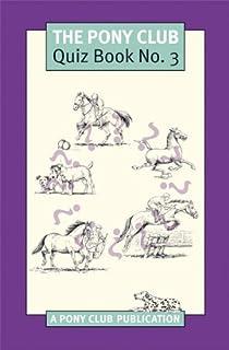 Pony Club Quiz Book No 3