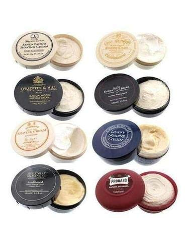 Sandalwood Shaving Cream Sample Pack