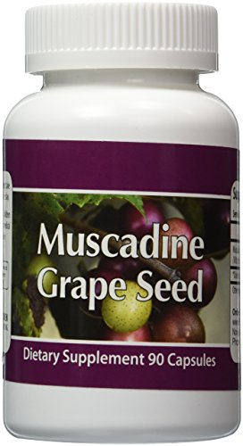 Muscadine Grape Seed 90 Count Bottle For Sale