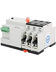 Dual Power Automatic Transfer Switch, 100A 3P Power Transfer Switch for PZ30 Distribution Boxes