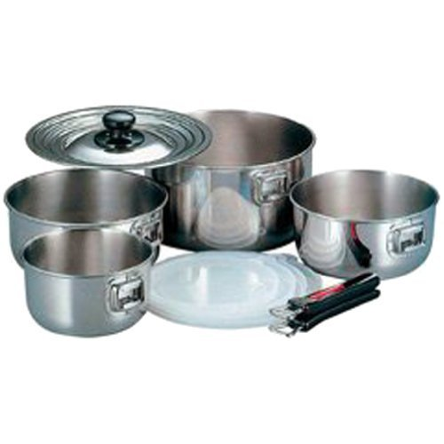 Takei Antiquities Works excellent chef one-touch cooker 14/16/18 / 20cm 4P set EXC-104 by Takei vessels Works