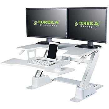 Amazon Com Apexdesk Gx 36 Quot Desk Riser 2 Tier Dual