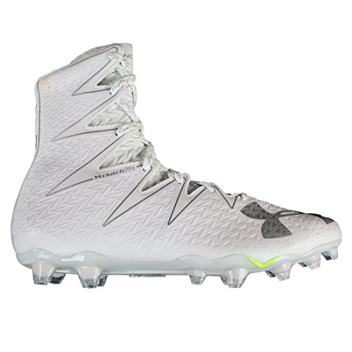 mens-under-armour-highlight-mc-football-cleat-white-metallic-silver-size-65-m-us