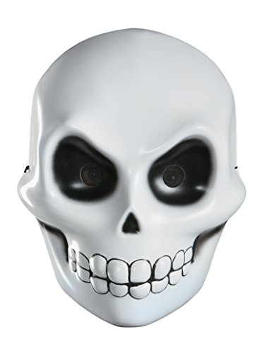 56558 Grim Reaper Mask Skull Mask (Skeleton Costume Adults)
