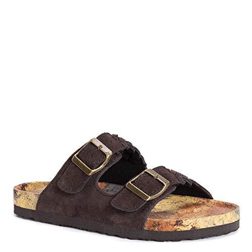 ette Sandals Chocolate Chip 8 ()